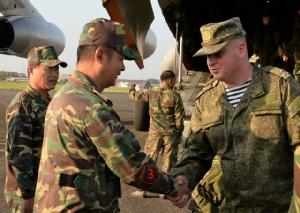 รัสเซียส่งทหาร 36 นายช่วยลาวกู้ระเบิดสหรัฐ ครั้งแรกในประวัติศาสตร์