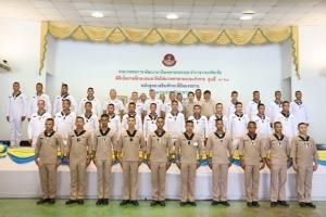 กองทัพเรือ ฝึกอบรมสร้างอาชีพทหารกองประจำการ รุ่น 1 ประจำปี 2562