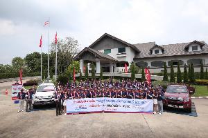 """""""อีซูซุไทยแลนด์ มาสเตอร์2018"""" นำสุดยอดแชมป์ ลุยแดนมังกร"""