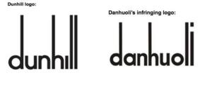 ศาลจีนปิดคดีละเมิดแบรนด์ดัง Dunhill ชนะ Danhuoli ได้ค่าเสียหาย 10 ล้านหยวน