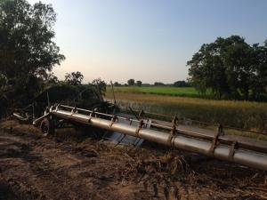 ก.เกษตรฯ เตรียมวางแผนแก้ปัญหาน้ำในทุ่งมหาราช หลังเกษตรกรประสบปัญหานานกว่า 60 ปี
