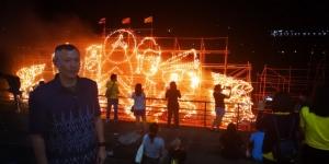 เริ่มแล้ว! ไหลเรือไฟออกพรรษานครพนม นักท่องเที่ยวรอชมไฮไลต์เด็ดคืน 24 ต.ค.นี้