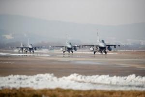 เกาหลีใต้,สหรัฐฯระงับซ้อมรบป้องกันภัยทางอากาศ หวังเดินหน้าการทูตกับเปียงยาง