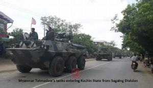 แต่อย่างน้อยที่สุด ผ่านมา 5-6 ปี รถลำเลียงพลหุ้มเกราะติดปืนกลรุ่นนี้ก็ได้พิสุจน์ว่า มันใช้งานได้จริง ภาพนี้่เป็นขบวน Type 92 กับรถถังอีกจำนวนหนึ่ง เคลื่อนจากเขตสะกาย (Sagaing) เข้าสู่รัฐกะฉิ่นเมื่อปี 2558 เพื่อทำศึกกับกองกำลัง KIA กองทัพกะฉิ่นอิสระ.