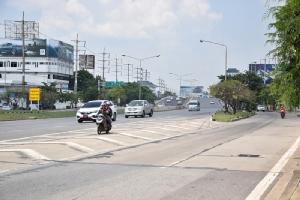 สะพานสีมาธานี ถนนมิตรภาพ จ.นครราชสีมา (ขอบคุณภาพจาก koratdaily.com)