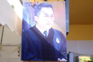 นายภาคภูมิ  พองชัยภูมิ อายุ 38 ปี ผู้พิพากษาศาลจังหวัดอุดรธานี ผู้เสียชีวิต