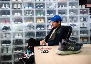 'ปิ๊น-อนุพงศ์  คุตติกุล' ชายผู้หลงใหลรองเท้า จนนำไปสู่การทำร้านรองเท้าที่ทุกคนหลงใหล