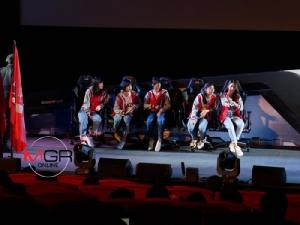 """ระวังโดนตก! """"BNK48 E-Sports Day"""" แข่งเกมสุดฮา ไฮทัชสุดฟิน"""
