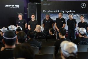 """เบนซ์ ทีทีซี นำลูกค้าลองความแรง กับกิจกรรม """"Driving Experience2018"""""""
