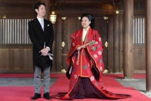"""""""เจ้าหญิงอายาโกะ"""" เตรียมสละฐานันดรศักดิ์ หลังเข้าพิธีเสกสมรสกับหนุ่มสามัญชน"""