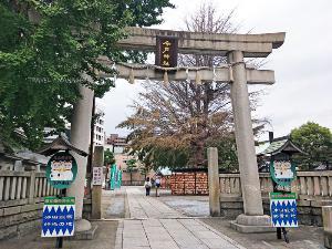 """""""ศาลเจ้าอิมาโดะ"""" ขอพรความรัก...ต้นกำเนิดแมวกวักแห่งโตเกียว"""
