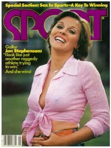 แยน สตีเฟ่นสัน ขึ้นปกนิตยสารยุคนั้น