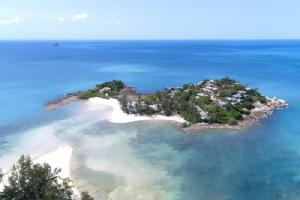 เกาะฟาน ที่ตั้งของเคป ฟาน ที่พักหรู บรรยากาศส่วนตัว