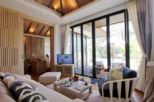ห้องพักแบบ Beach Front Pool Villa