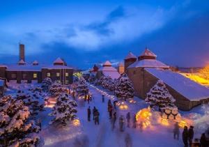 เทศกาลโอตารุ สโนว์สตอรี่ (ภาพจาก JNTO โดย :  City of Sapporo)
