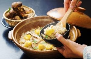 อาหารญี่ปุ่นประจำฤดูใบไม้ร่วง