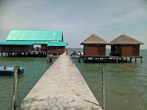 กรมเจ้าท่าฯ พบเกาะจิกรีสอร์ทก่อสร้างห้องพักล่วงล้ำลำน้ำ และไม่มีเอกสารสิทธิ