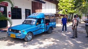 6 นักเที่ยวเมืองนนท์งัดตู้บริจาควัดปึกเตียน อ้างหาเงินเติมแก๊สกลับบ้าน
