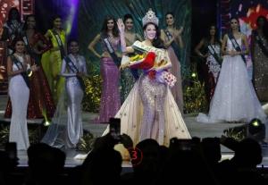 บันทึกประวัติศาสตร์.. สาวเวียดนามคว้ามงกุฎ Miss Earth 2018