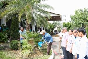 สวนนงนุชพัทยา เนรมิตสวนแห่งมิตรภาพ ณ สถานทูตลาวประจำประเทศไทย