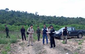 ผวจ.สระแก้วสั่งหน่วยงานเกี่ยวข้องตรวจสอบพื้นที่ป่าชายเขา หวั่นถูกประชาชนบุกรุก