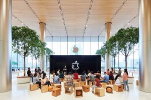 """Apple Store"" ประเทศไทย ปัจจัยช่วยดันไทยสู่ประเทศกลุ่มแรก"