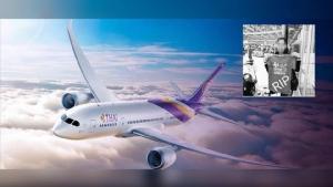 ญาตินำศพผู้โดยสารเที่ยวบิน TG656 เสียชีวิตที่ฮ่องกงระหว่างบินไปโซล กลับไทยคืนนี้