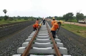 ร.ฟ.ท.โชว์ 4 ปี ลงทุนรถไฟทางคู่ 7 เส้นทาง กว่า 2.13 แสนล้าน
