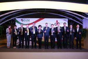 Grand Opening IAM พร้อมเปิดบูธแก้หนี้