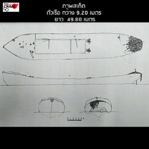 """75 ปีที่ถูกลืม! เรือ """"กองทัพญี่ปุ่น"""" จมดิ่งท้องทะเลตรัง กับตำนานเล่าขานชาวบ้านเกาะลิบง"""