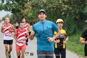"""""""หลุยส์-เข้ม"""" ร่วมกิจกรรม """"Green Heart Run & Ride"""""""
