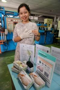 ท่อช่วยหายใจ-ถุงมือยางลดการติดเชื้อดื้อยาจากสารเคลือบธรรมชาติ