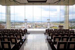 ห้องจัดพิธีแต่งงานที่ Centrale Hotel Kyotango