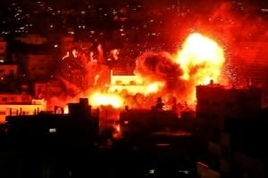 สงครามรอบใหม่ในกาซาใกล้บังเกิด ฮามาสยิงจรวด 400 ลูก-ยิวบอมบ์โต้