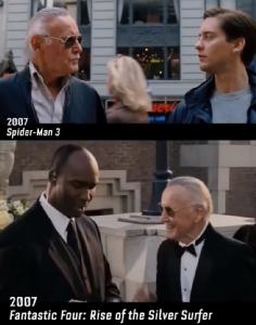 """เขาจะเป็นอมตะบนแผ่นฟิล์ม  รวมหนังที่ """"สแตน ลี"""" เคยเป็นนักแสดงรับเชิญ"""