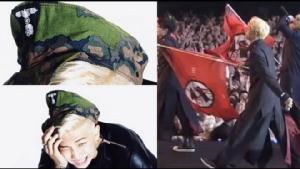 งานเข้า BTS ต่อเนื่อง! โดนยิวตำหนิหลังสวมหมวกมีเครื่องหมายนาซี