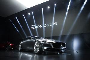 Mazda Vision Coupe เจอตัวจริงได้ในงาน มอเตอร์ เอ็กซ์โป ปลายเดือนพฤศจิกายนนี้