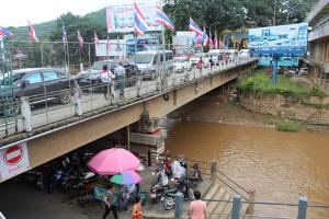 ตม.เข้มชายแดนไทย-พม่า สกัดค้ามนุษย์ ล้างอาชญากรรม-คนต่างด้าวช่วงลอยกระทง