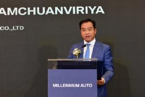 """""""มิลเลนเนียม ออโต้"""" ยกทัพขึ้นไอคอนสยาม พร้อมเปิดโชว์รูมคอนเซ็ปต์ใหม่ มูลค่ากว่า 100 ล้านบาท แห่งแรกในประเทศไทย"""