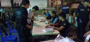 กวาดล้างจับกุมชาวต่างชาติ 542 ราย อยู่ในประเทศไทยโดยผิดกฎหมาย
