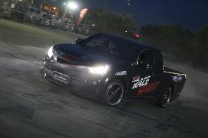 อีซูซุ เฟ้นสุดยอดความเร็วรอบชิง Isuzu Race Spirit2018