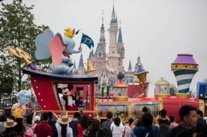 """""""AECOM"""" คาดจีนจะกลายเป็นตลาดสวนสนุกใหญ่ที่สุดในโลกในปี 2563"""