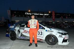 โตโยต้า ส่ง 2 นักแข่งดาวรุ่งไทย สู้ศึกรายการใหญ่ที่ญี่ปุ่น