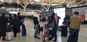 การบินไทยฉาวซ้ำ แฉนายสถานีเซี่ยงไฮ้ ลอยแพผู้โดยสาร หลังเที่ยวบินยกเลิก