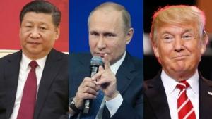 การเผชิญหน้าระหว่าง'สหรัฐฯ-จีน-รัสเซีย'เวลานี้  อันตรายยิ่งกว่า'สงครามเย็น'ในอดีตเสียอีก