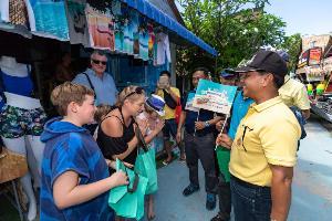 ซีพี ออลล์ จับมือ 9 องค์กรชั้นนำรณรงค์  รักษ์เกาะหลีเป๊ะ ร่วมใจเลิกใช้ถุงพลาสติก