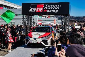 ตามเชียร์  2 นักแข่งจากไทย ลุยสู้ศึก TOYOTA GAZOO Racing FESTIVAL 2018 ญี่ปุ่น