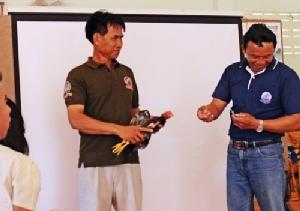 ซีพีเอฟ จับมือปศุสัตว์โคราช ให้ความรู้แก่เกษตรกรในชุมชน