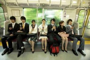 """""""ที่นั่ง"""" บอกนิสัยคนญี่ปุ่น"""