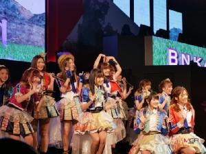 """""""ปัญ BNK48"""" นำทีมเปิดตัวเพลงใหม่ BNK festival"""
